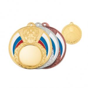Медали с символикой России и регионов