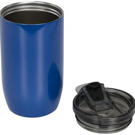 Герметичный термос Lagom 380 мл с медной вакуумной изоляцией, синий