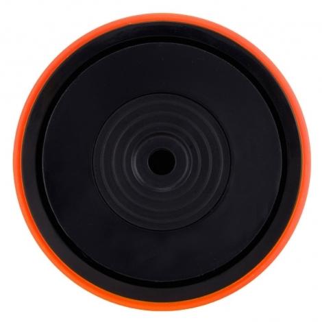 Термокружка «Годс» 470мл на присоске, оранжевый
