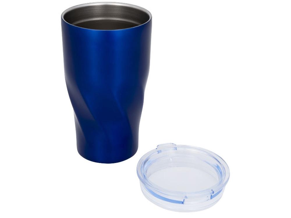 Вакуумный стакан «Hugo», синий