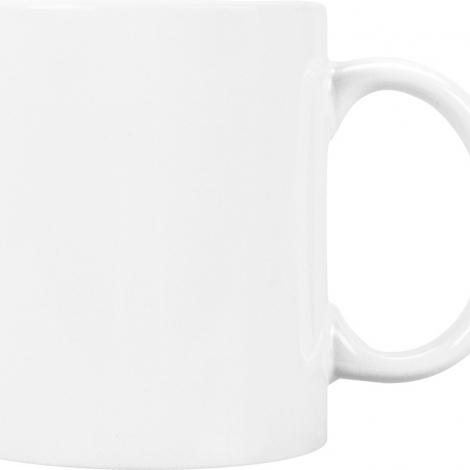 Кружка цветная 320мл, белый