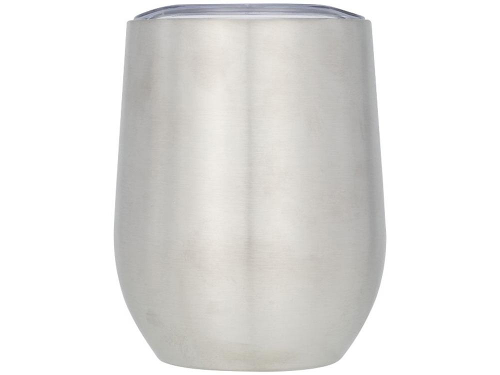 Кубок с вакуумной изоляцией Corzo Copper, серебристый