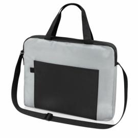 """Конференц сумка для документов """"Congress"""", серый/черный"""