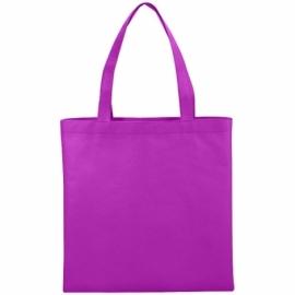 Небольшая нетканая сумка Zeus для конференций, пурпурный