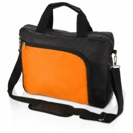 """Сумка для ноутбука """"Quick"""", оранжевый"""