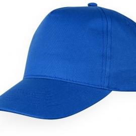"""Бейсболка """"Memphis"""" 5-ти панельная, кл. синий"""