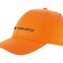 """Бейсболка """"Detroit"""" 6-ти панельная, оранжевый"""