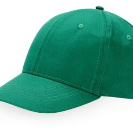 """Бейсболка """"Detroit"""" 6-ти панельная, зеленый"""