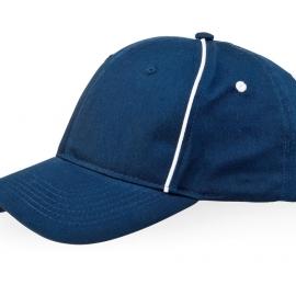 """Бейсболка """"Break"""" 6-ти панельная, темно-синий"""