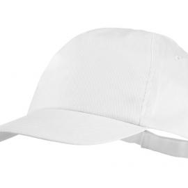 "Бейсболка ""Basic"", 5-ти панельная, белый"