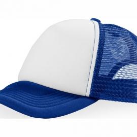 "Бейсболка ""Trucker"", ярко-синий/белый"