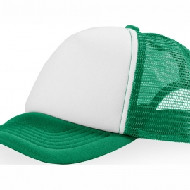 """Бейсболка """"Trucker"""", зеленый/белый"""