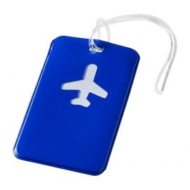 """Бирка для багажа """"Voyage"""", синий"""