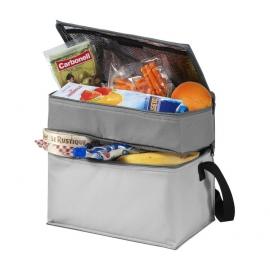 "Сумка-холодильник ""Trias"", темно-серый/серый/светло-серый"