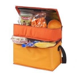 """Сумка-холодильник """"Trias"""", красный/оранжевый/желтый"""
