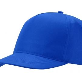 """Бейсболка """"Mix"""" 5-ти панельная, кл. синий"""