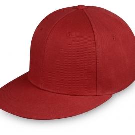 Бейсболка с прямым козырьком «Los Angeles», красный