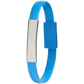 Bracelet Зарядный кабель 2-в-1, синий