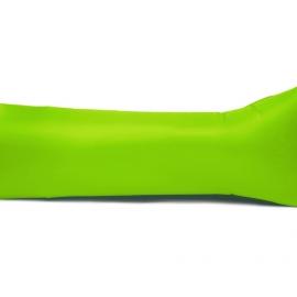 Надувной диван «Биван Promo», зеленое яблоко
