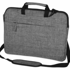 Сумка «Plush» c усиленной защитой ноутбука 15.6 '', серый