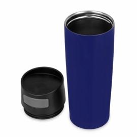 """Термокружка """"Вакуум"""" 450мл, синий"""