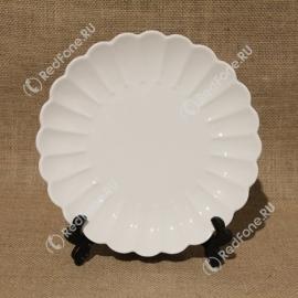 Фотопечать на рифленой тарелке