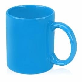 Кружка цветная 320мл, голубой