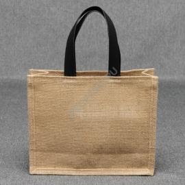 Джутовая сумка 25*31*12 см