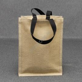 Джутовая сумка 27*36*12 см