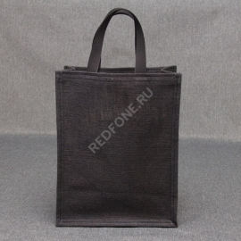 Джутовая сумка 30*39*17 см