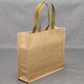 Джутовая сумка 41*35*12 см