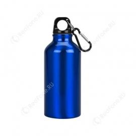 Бутылка для питья, 400 мл, синяя