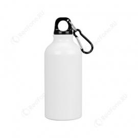 Бутылка для питья, 400 мл, белая