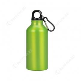Бутылка для питья, 400 мл, зеленое яблоко