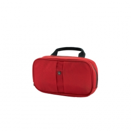 Несессер «Lifestyle Accessories 4.0 Overmight Essentials Kit», 1 л, красный