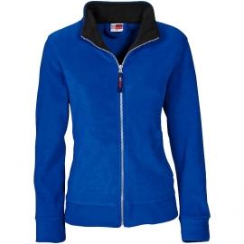 """Куртка флисовая """"Nashville"""" женская, кл. синий/черный"""