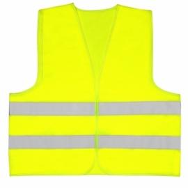 """Жилет со светоотражателями """"Неон"""", неоновый желтый"""