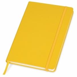 "Блокнот А5 ""Vision"", Lettertone, желтый"