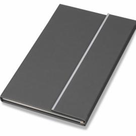 "Блокнот ""Magnetic"", серый. Lettertone (Р)"