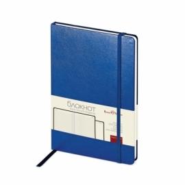 Блокнот А5 «Megapolis Journal», синий