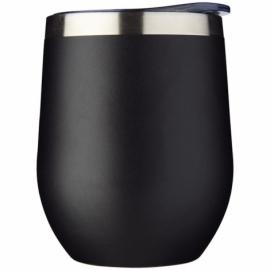 Кубок с вакуумной изоляцией Corzo Copper, черный