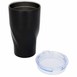 Вакуумный стакан «Hugo», черный