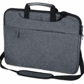 Сумка «Plush» c усиленной защитой ноутбука 15.6 '', серо-синий