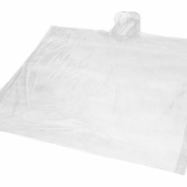 Дождевик Mays из 100% биоразлагаемых материалов, белый