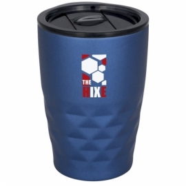 Кружка Geo с вакуумной изоляцией, синий/черный