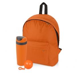 Подарочный набор «Tetto», оранжевый