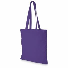 """Хлопковая сумка """"Madras"""", лавандовый"""