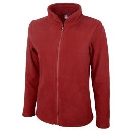 Куртка флисовая «Seattle» женская, красный