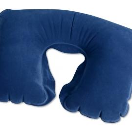 Подушка надувная «Сеньос», синий
