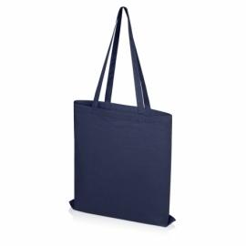 Сумка из хлопка «Carryme 105», темно-синий